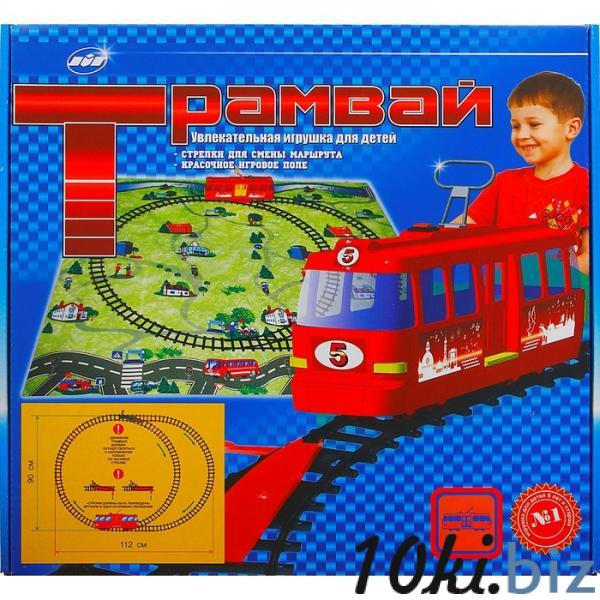 """Игра настольная """"Трамвай"""" 1004402 купить в Павлодаре - Развивающие и обучающие игрушки с ценами и фото"""
