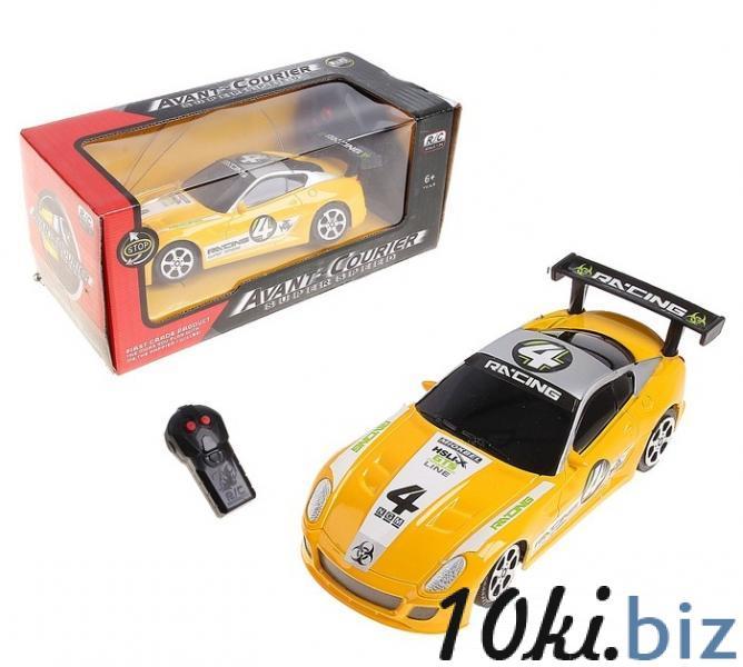 """Машина радиоуправляемая """"Гонка"""", работает от батареек 114986 купить в Павлодаре - Радиоуправляемые модели и игрушки с ценами и фото"""