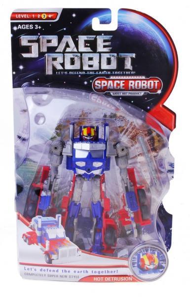 """Робот-трансформер """"Грузовик"""" 575813"""