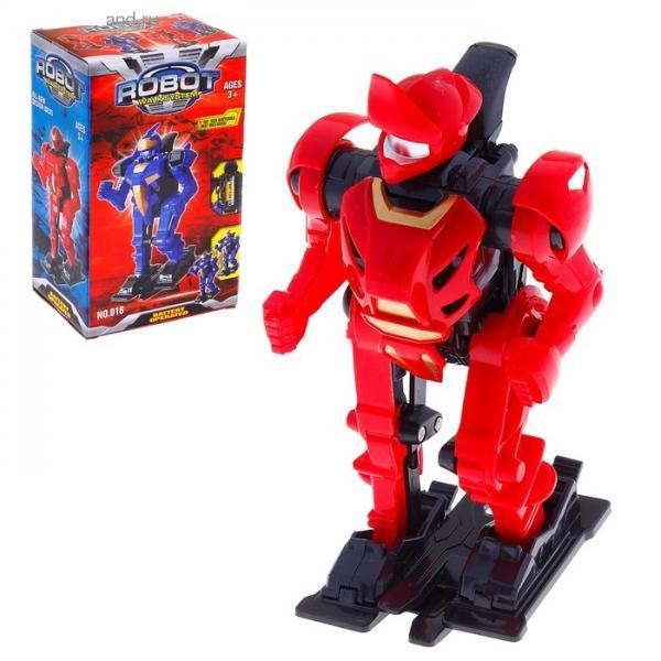 """Робот """"Супербот"""", работает от батареек 868426"""