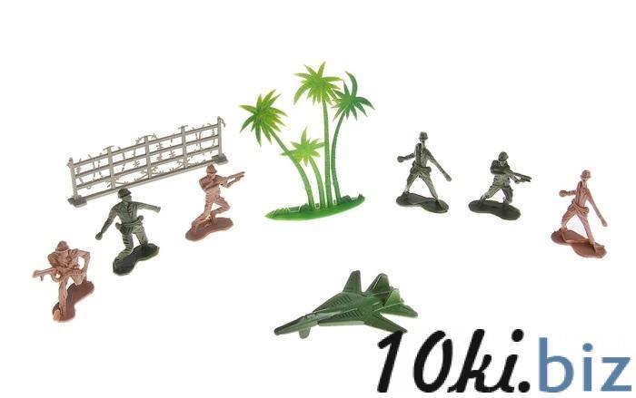 """Игровой набор """"Армия"""" 731603 купить в Актобе - Игровые фигурки, роботы, трансформеры"""