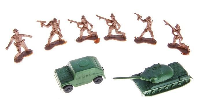 """Игровой набор """"Армия"""" 731615"""