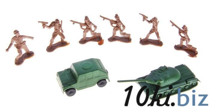 """Игровой набор """"Армия"""" 731615 купить в Павлодаре - Игрушки с ценами и фото"""