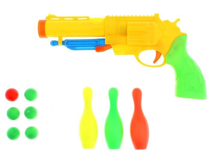 """Пистолет """"Ноган"""", стреляет мягкими пулями 1005908"""
