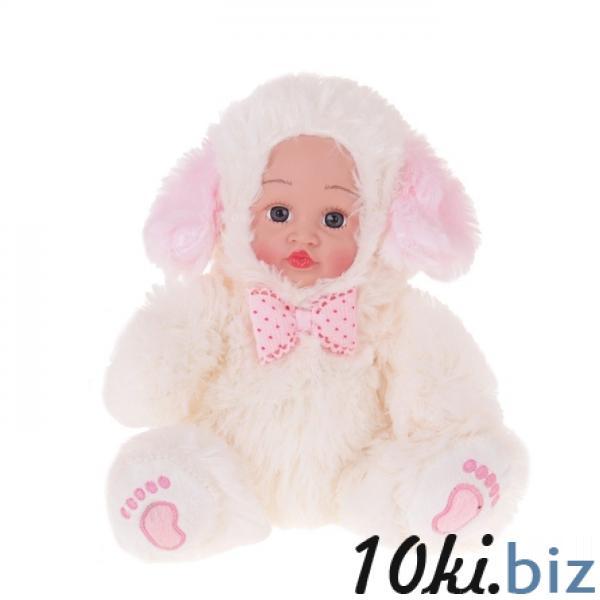 """Мягкая игрушка """"Кукла костюм собачка"""" розовый бантик 304756 купить в Актобе - Мягкие игрушки"""