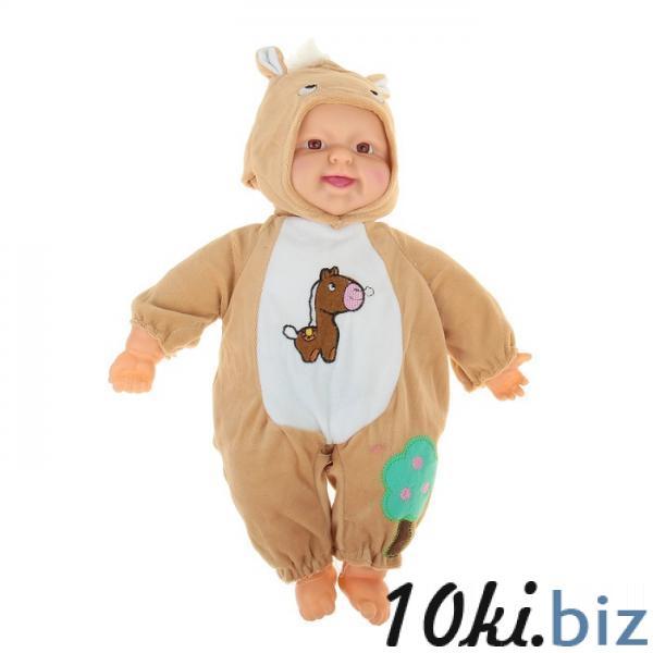 """Мягкая игрушка """"Кукла в костюме пони"""" хохочет, работает от батареек 1016962 купить в Павлодаре - Мягкие игрушки с ценами и фото"""
