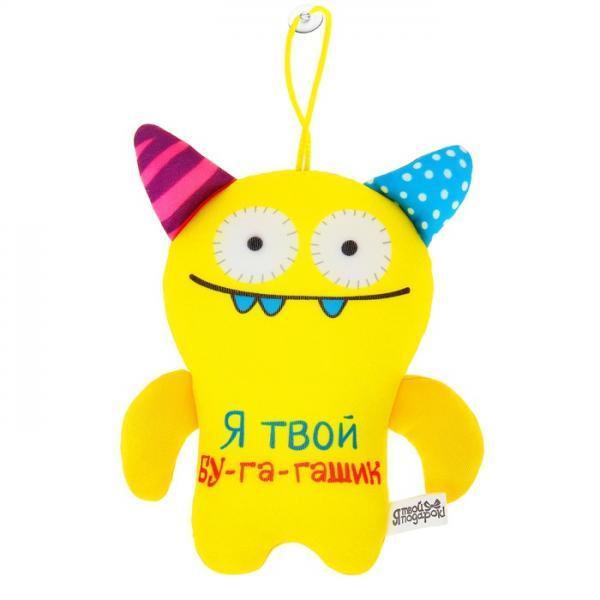 """Мягкая игрушка-антистресс """"Я твой Бу-га-гашик"""" 15см 876693"""