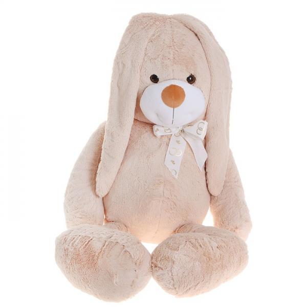 """Мягкая игрушка """"Заяц Мэнни"""", бежевый 1077057"""