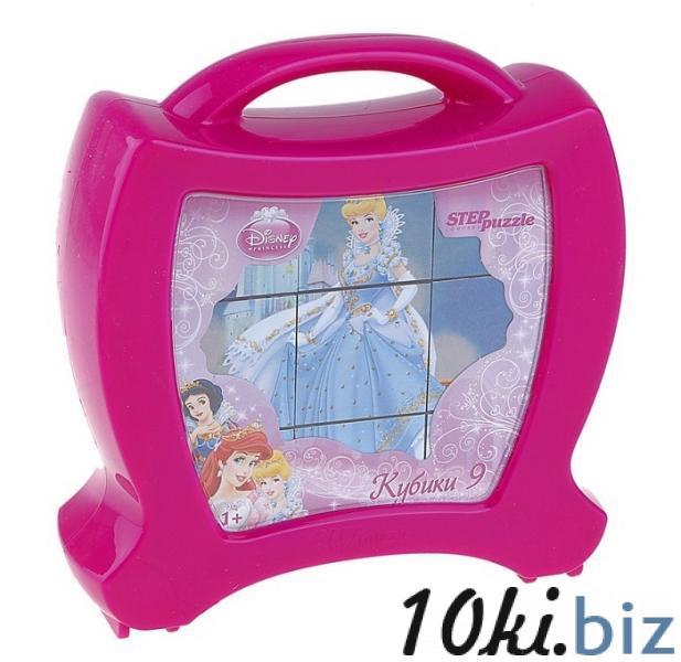 """Кубики """"Принцессы"""", 9 штук 575477 купить в Павлодаре - Развивающие и обучающие игрушки с ценами и фото"""