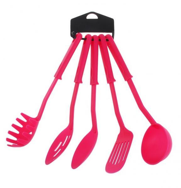 """Набор кухонных принадлежностей """"Малина"""", 5 предметов 123314"""