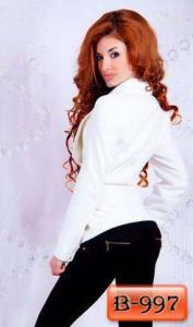 Фото Верхняя одежда Арт. В-997     Короткое пальто