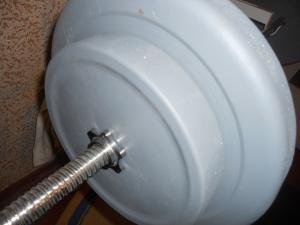 Фото Блины, диски для штанги и гантелей Блины, диски для штанги и гантелей 2,5 кг от производителя (пара)