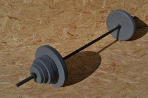 Фото Штанги Штанга 65 кг + 2 диска в подарок