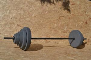 Фото Штанги Штанга 85 кг + 5 кг в подарок