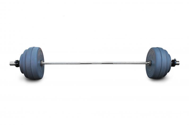 Штанга олимпийская 200 кг + 2 диска по 10 кг в подарок