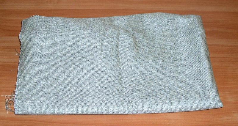 Отрез ткани: шерсть облегчённая (2,17 м2) *2034