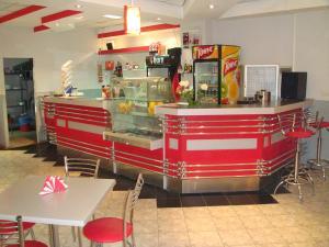 Фото Барные стойки Барная стойка для кафе