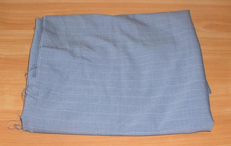Отрез ткани: шерсть облегчённая (4,41 м2) *2035