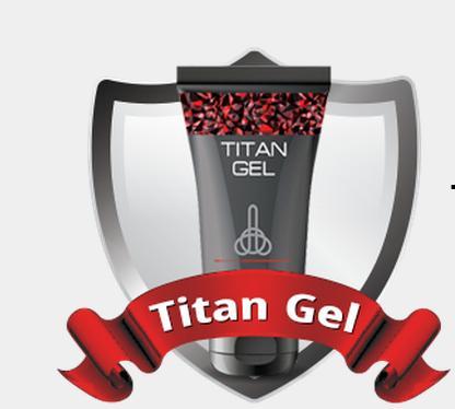 TITAN GEL - гарантированное увеличение члена на 5 см в месяц