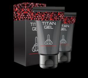 Фото  Средство для потенции Titan Gel