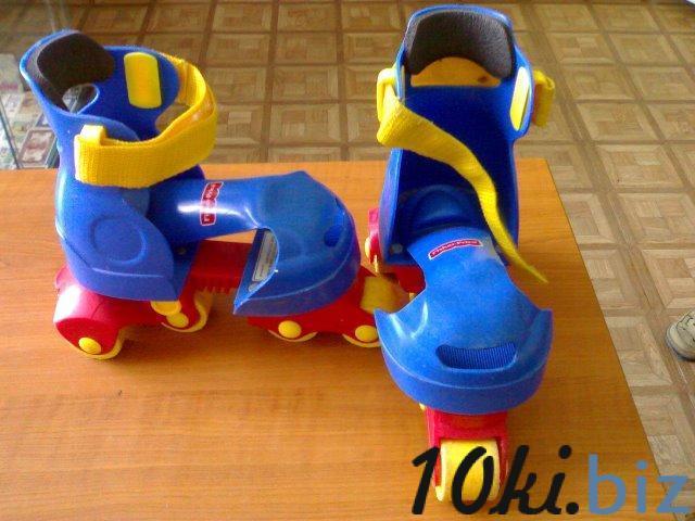 Детские роликовые коньки купить в Луганске - Детская и подростковая обувь