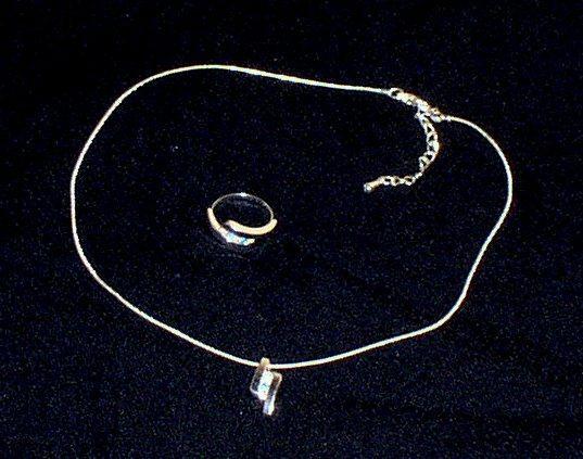 Комплект: цепочка + перстень *2128