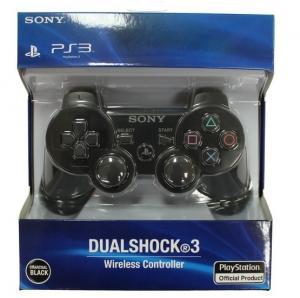 Фото Электроника, Игровые устройства ps3 Wireless PC game controller DualShock3