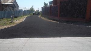 Фото  Асфальтирование дорог