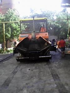 Фото  Капитальный ремонт дорог