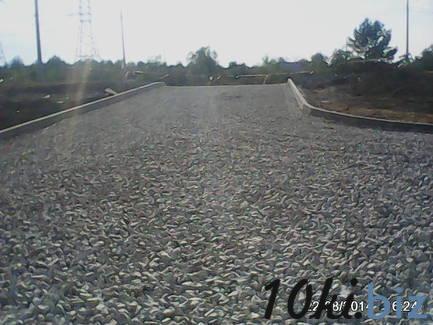 Отсыпка дорог Дорожные работы в России