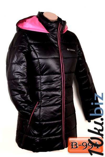 Арт. В-994     Удлиненная зимняя куртка «COLUMBIA» Зимние куртки женские в ТЦ Персона в Харькове