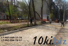 Асфальтировка дворов Дорожные работы в Самаре