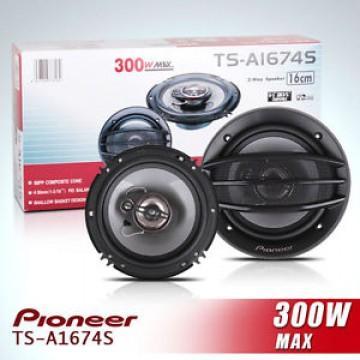 Автомобильная акустика Pioneer TS-A1674S 16 см