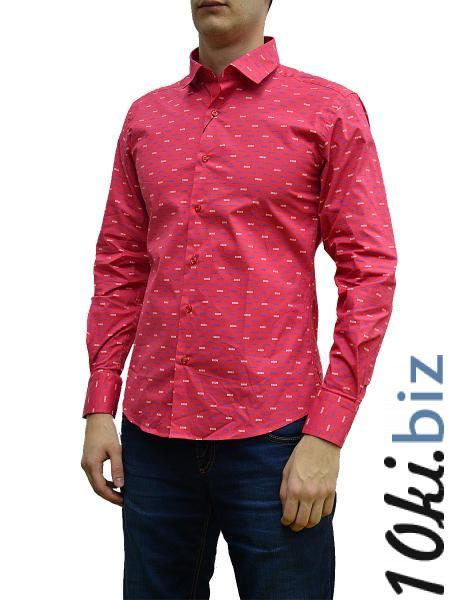 Рубашка DERGI 42 Мужские рубашки в России