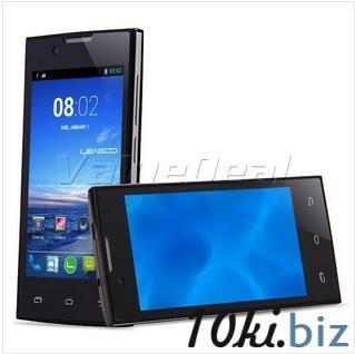 Leagoo Lead4 MTK6572 двухъядерный смартфон Android 4.2 OS 4.0 дюймов WVGA емкостный экран ROM 4 ГБ 3-мегапиксельной камерой оригинал телефон 3 г / GPS купить в Иркутске - Мобильные телефоны и аксессуары с ценами и фото