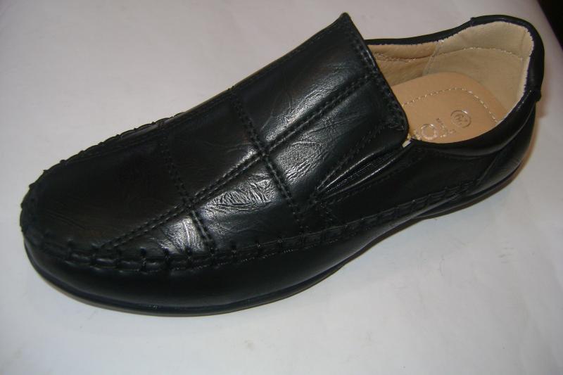 Детские туфли Том с прошивкой 38