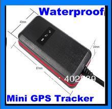 GT003 автомобильный GPS GPRS водонепроницаемый трекер слежения за скорость + Viberation сигнализации