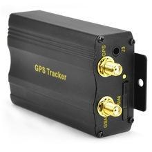 Фото Авто автомобильный GPS трекер TK103A GSM сигнализации слот для карт SD противоугонная + бесплатное приложение и GPS мониторинга платформы