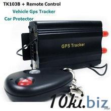 Реальном времени GSM GPRS GPS автомобиля корабля GPS трекер дистанционного управления GPS слежения TK103B купить в Братске - Автозапчасти и комплектующие с ценами и фото