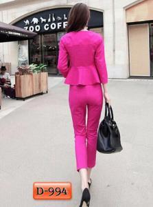 Фото Костюмы женские, деловые, повседневные Арт. D-994     Брючный женский костюм