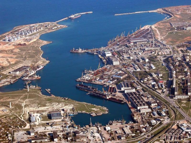 Услуги морского причала -порта