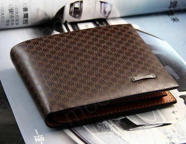 "Мужской кошелек ""Luxury Wallet"" 345"