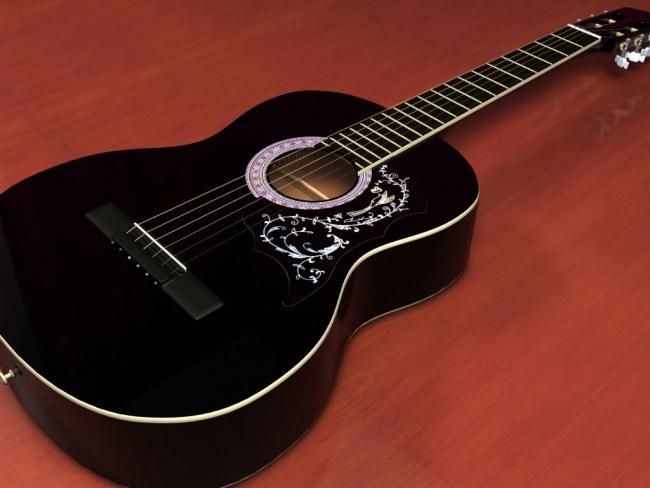 Навчання гри на гітарі
