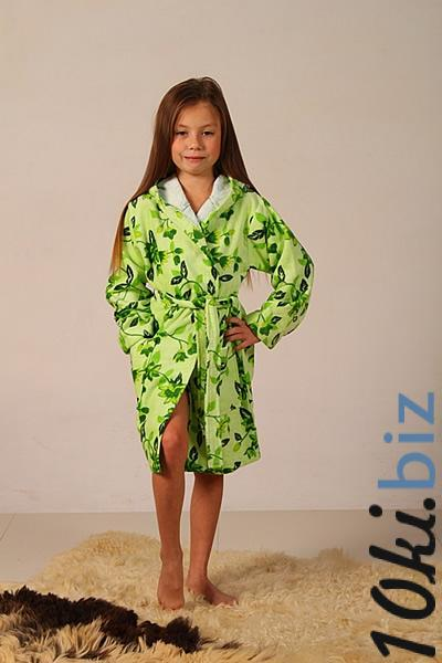 Детский халат «НИК Teкстиль» Одежда для сна и дома для беременных и кормящих в Москве