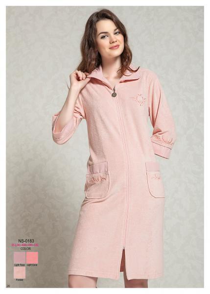 Женский халат Nusa NS-0183