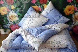 Фото  Одеяло шерстяное