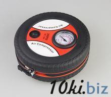 воздушный компрессор электрический надувной портативный воздушный компрессор мини воздушный насос Инструмент для ремонта авто-, мото-, велотехники в России