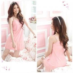 Фото Одежда Розовое платье