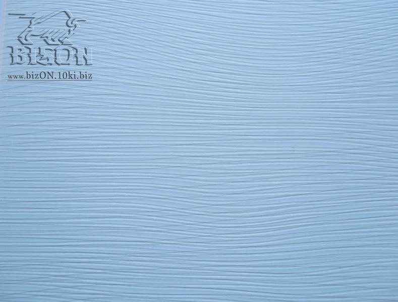 «Волна Серая»   Ламинированные  пластиковые панели ПВХ   «DECOMAX»