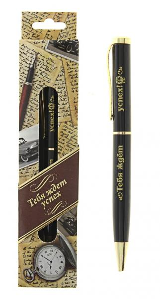 """Ручка в подарочной упаковке """"Тебя ждет успех"""" 114296"""